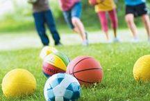 Having Fun In the Summer Sun / Summer Activities & Games
