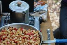 Wilderness Kitchen / Outdoor cooking doesn't have to be boring!