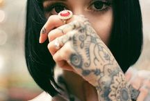 Tattoos etc. / Tattoos and piercings