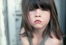 Portraits des enfants