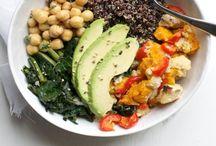 Vegatarian food