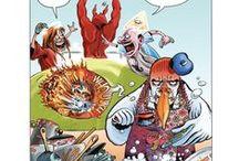 Laura Spianelli / Comics and Illustration