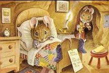 Мыши-иллюстрации