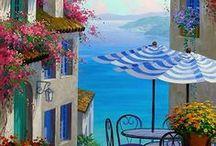 szép festmények