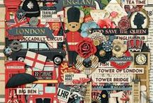 {Best of England} Digital Scrapbook Collection by Magical Scraps Galore