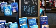 Books & Bookstore Ideas