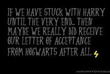 Hard Core Love For Harry Potter / Harry Potter.....two words that definitley changed my life!