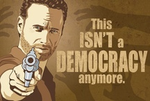 The Walking Dead / One of my very favorite shows evah!!!