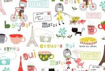 Inspiradas en Paris