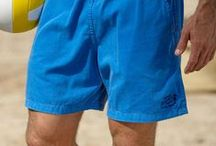 Men Twill Shorts / Every wardrobe needs the perfect pair of shorts, and we have you covered with these. Soft and comfortable, but always made with our legendary durability to last for seasons to come. From our cotton Crazy Shorts to our superior boardshorts, they're the coolest thing on the island! / by Crazy Shirts
