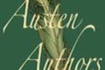 Austen Authors / Creators of Austenesque prose.