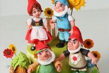 Cakes - Fun Cakes / Fun designs for all Age Groups / by Debra Farrell