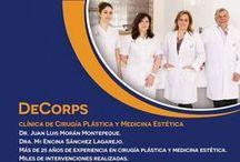 PROMOCIONES Y EVENTOS / Clínica DeCorps Cirugía Plástica y Medicina Estética en A Coruña, Spain www.decorps.es