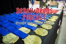 Blogs & Podcasts / A variety of blog articles written for derby girls, by derby girls.