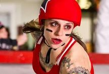 Roller Derby Icons / High profile women of roller derby