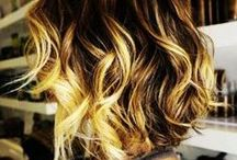 Blond and colour