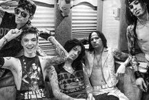 Black Veil Brides / I love them fucking so much... They have their own music style which fucks others