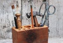 Gifts for him / Here you will find some creative ideas - Gifts for him made of natural wood