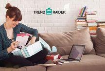 TrendRaider Blog / TrendRaider - Nachhaltige & handverlesene Lifestyle-Produkte. Wir jagen die Trends für dich und packen alles in eine Box! <3