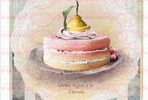 Dessert: Meringue