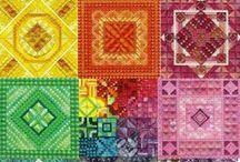 Creative: Needlepoint * Quilt
