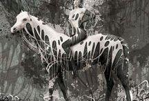 Gerçeküstü Çizimlerle Modern Hayat / Polonyalı sanatçı Igor Morski'nin gerçeküstü eserleri, modern yaşama bambaşka bir pencereden bakmak için fırsat sunuyor..  Kaynak / Source : demilked.com  (Deniz Humması - http://wp.me/p7eZYA-zx)