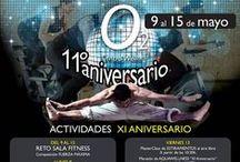 XI ANIVERSARIO O2CW NEPTUNO (GRANADA) / Actividades Aniversario