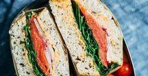 Broodbeleg / Inspiratie nodig voor je broodbeleg? Op dit bord vind je alles wat je nodig hebt om je brood lekker te beleggen, zodat jij een lekkere lunchbox mee kunt nemen!