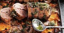 Kerst hoofdgerecht / Inspiratie nodig voor je feestelijke kerst hoofdgerecht? Op dit bord verzamel ik allerlei kerst hoofdgerechten, met vlees, met vis of vegetarisch.
