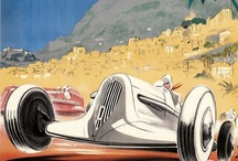 Vintage Car Posters / All about vintage car posters: black and white, garage car posters, sports car posters and more! I hope you will enjoy inside our car time-back machine. Car history is below!
