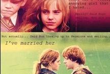 Harry Potter / by Courtney Freudenberg