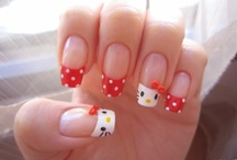 nail art / If you like nail art, and love to make your nails special these photos are collected here for you :x