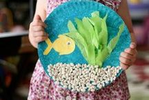 Craft Time / A Must for Preschoolers and Moms / by Zhenya R