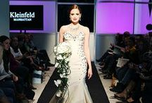 Trendspot Fashion Show Wedding Dresses and Tuxedos / UNVEILED brings you the TrendSpot Fashion Show directly from New York Fashion Week! You will get a one-of-a-kind look at the latest fashions because The Wedding Guys® have also produced the International Press Fashion Show for New York's Couture Bridal Market. Their concept is to bring the most fabulous dresses directly to you. With it's unique fashion runway, attending the Trendspot Fashion Show is just like going to Fashion Week. / by Unveiled Wedding Event