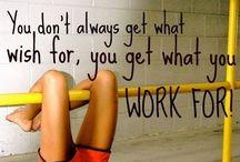 Exercise inspiration  / Exercise inspiration