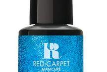 Shimmering Nights Συλλογή. Ημιμόνιμα Βερνίκια Red Carpet Manicure / Tα ημιμόνιμα βερνίκια της σειράς Shimmering Nights.