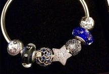 My jewellery / My Pandora charms, bracelets and other earrings, necklaces, pendants.