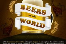 Beers From The World | Be A Better Bartender / Some of the best beers from around the globe