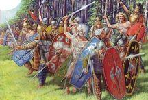 CELTS: Gallia Celtica / 7Celtic Nations are : ÉIRE,ALBA,CYMRU,KERNOW,MANNIN,BREIZH,GALIZA Celtic Women は「美人で力持ち」˚✧˳˚✧(ํωํ )