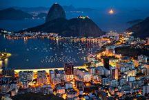 Brazil / 只今(2016年2月現在)、危険な蚊が涌いていますので、不要不急の渡航は避けて下さい。妊婦の方、絶対にダメ!!!