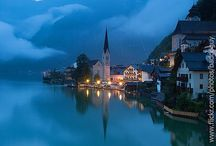 Hallstatt / Birthplace of the Celtic People.