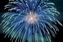 Fireworks 花火 / たまや〜! かぎや〜!
