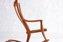 Мебель. Кресла-качалки