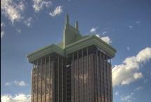 Urban bits & buildings