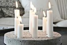 Candlelight warmth ✿⊱╮