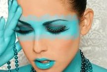 Teal & turquoise shades ✿⊱╮