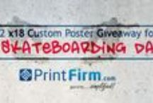 PrintFirm Giveaways / A place for our regular giveaways!