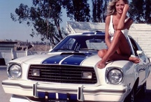Pop Culture / Hollywood loves a great lookin' automobile.