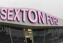 Sexton Lot Photos