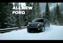 Commercials / Great marketing for great vehicles.